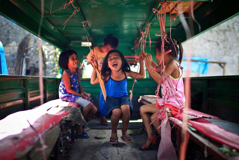 игры детей, фото летнее
