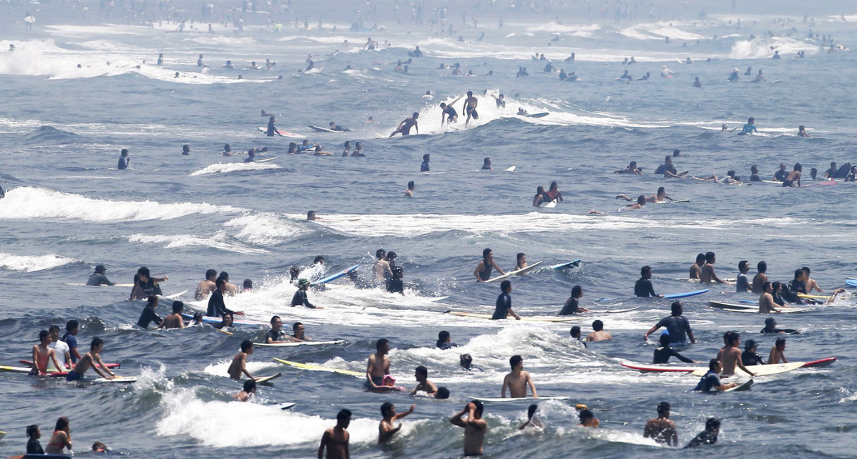 серфингисты