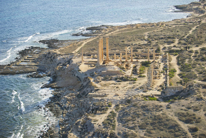 Руины Храма Исиды