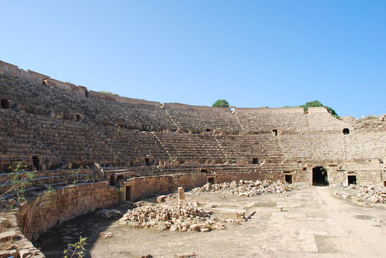 Амфитеатр Ливии