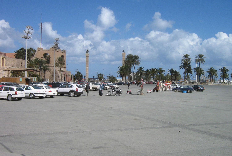 Площадь мучеников