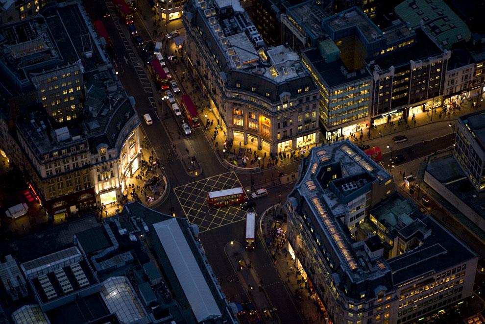 Оксфорд-стрит в Лондон