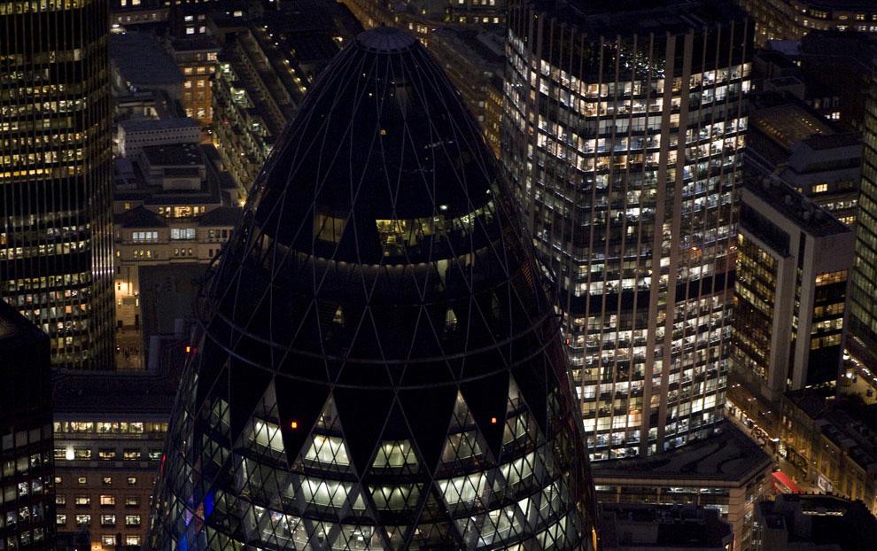 небоскреб Мэри-Экс в Лондон
