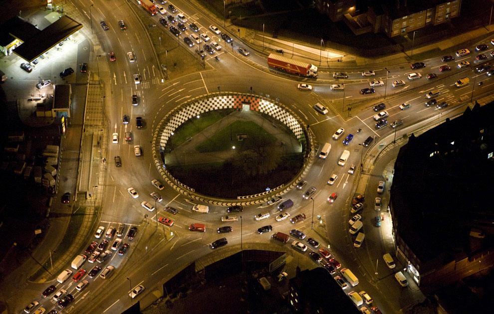 перекресток Лондона