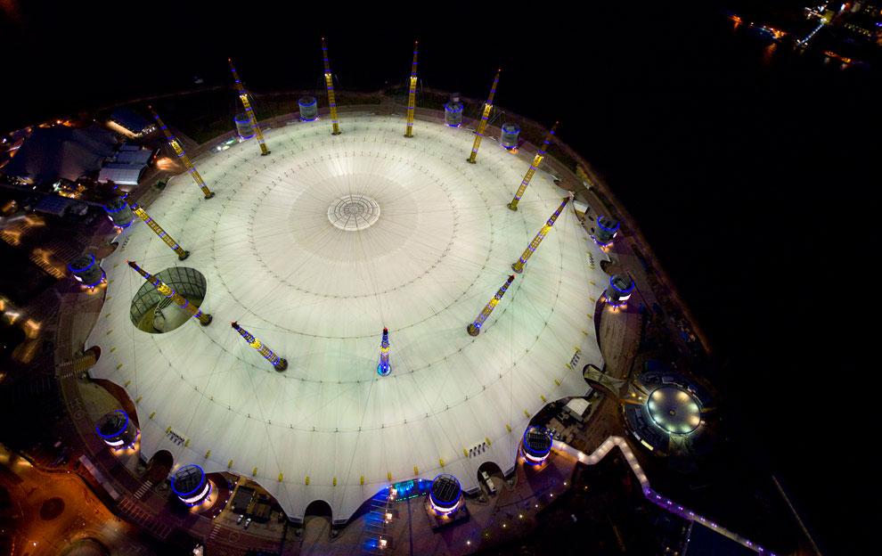 Millennium Dome, Лондон, фото