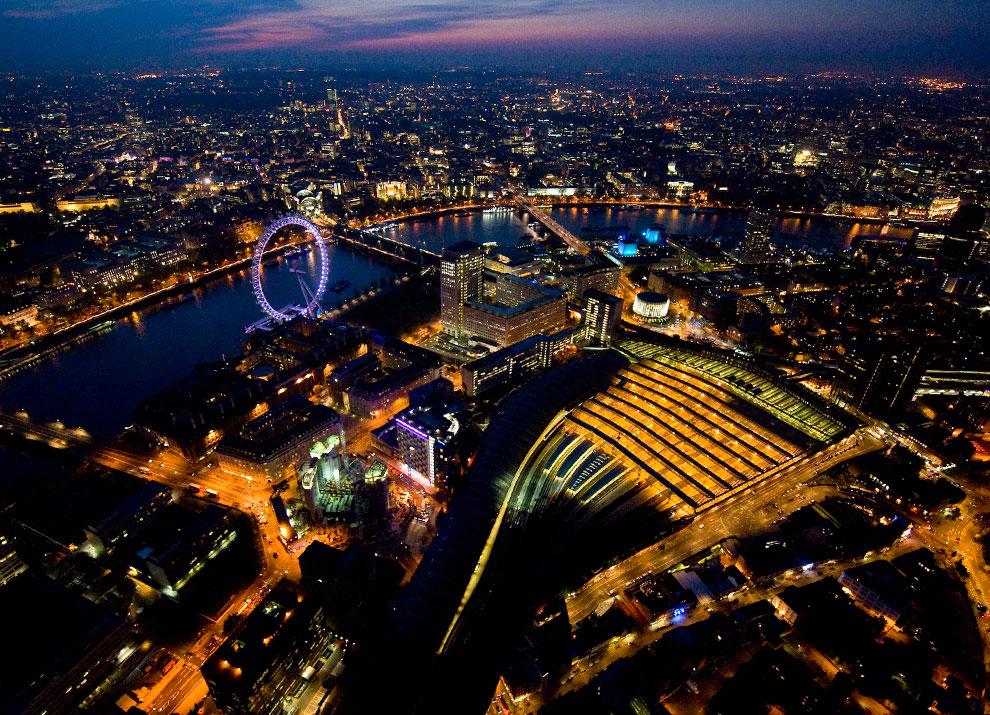 Ватерлоо, Лондон, фото