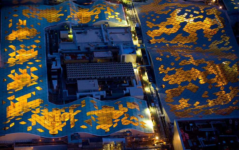 торговый центр Вестфилд, Лондон, фото