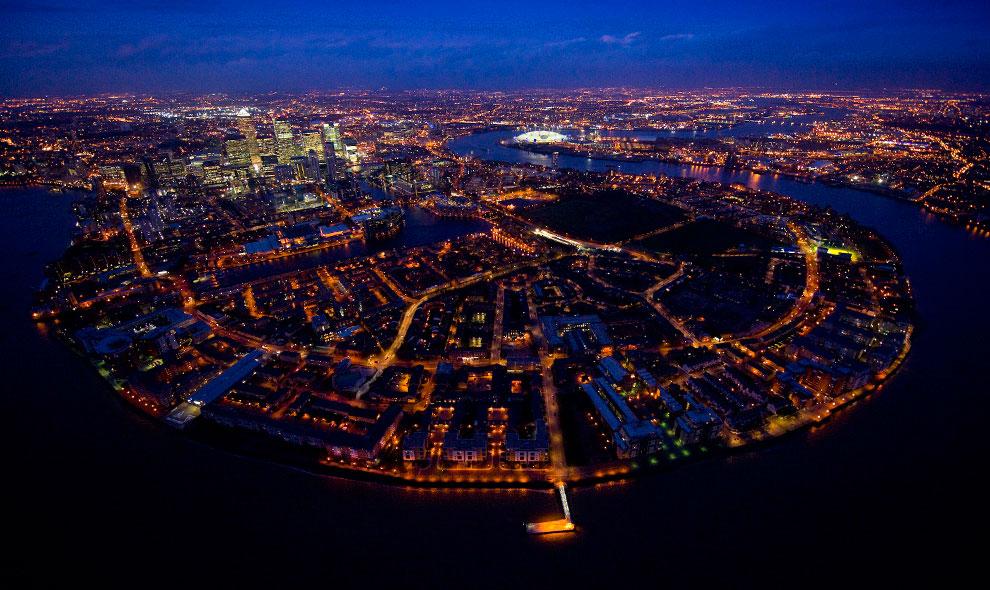 Собачий остров, Лондон, фото