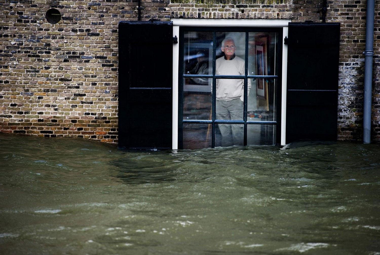 наводнение в Нидерландах