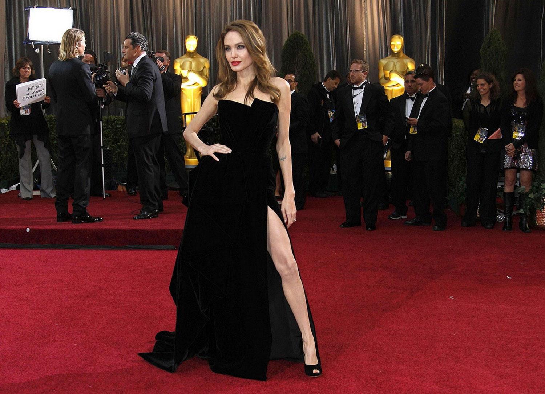 Актриса Анджелина Джоли, фото