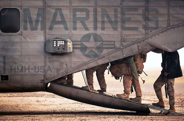Морские пехотинцы США, фото