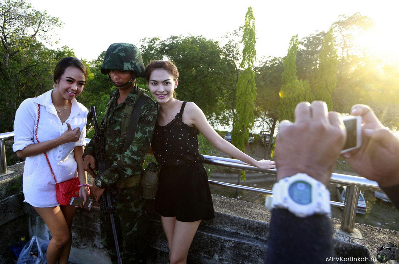 тайский солдат
