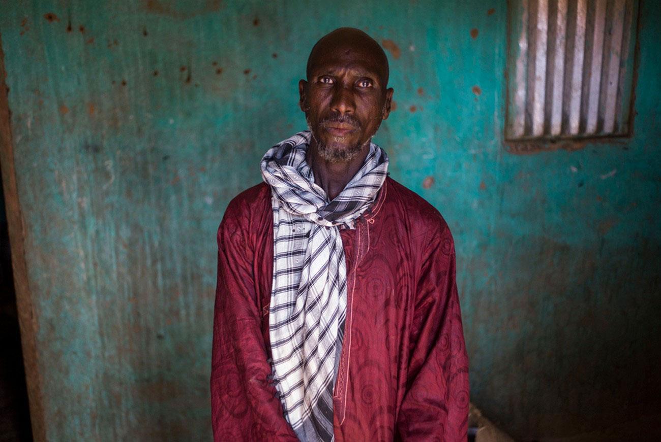 Малийский фермер, фото