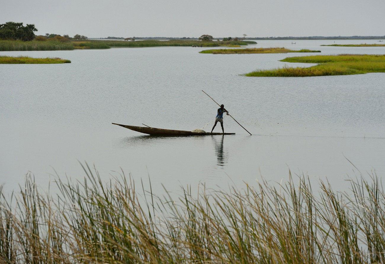 рыбалка, фото Мали