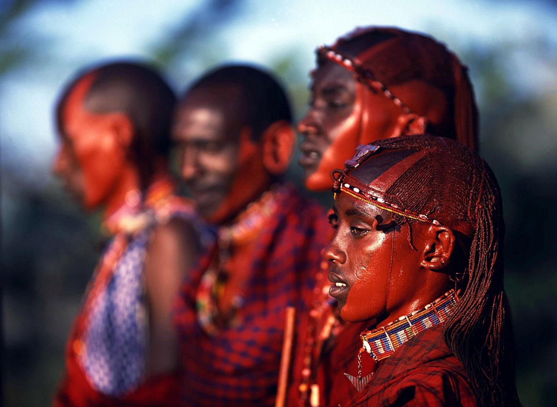 род занятий африканского племени, фото