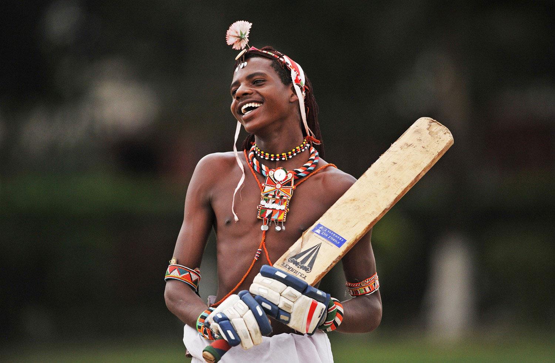 мяч в крикете, фото