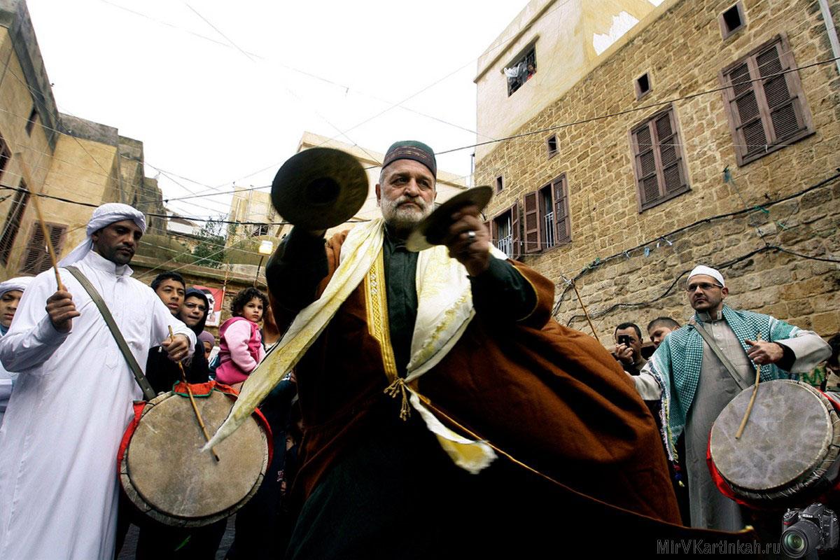 суфийские мусульмане