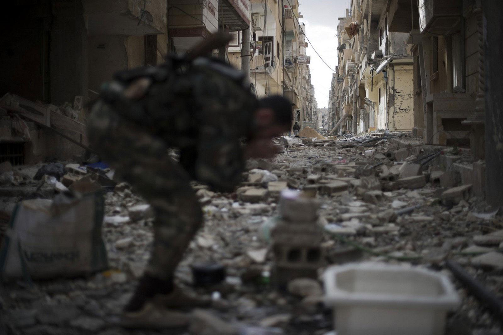 солдат Сирии