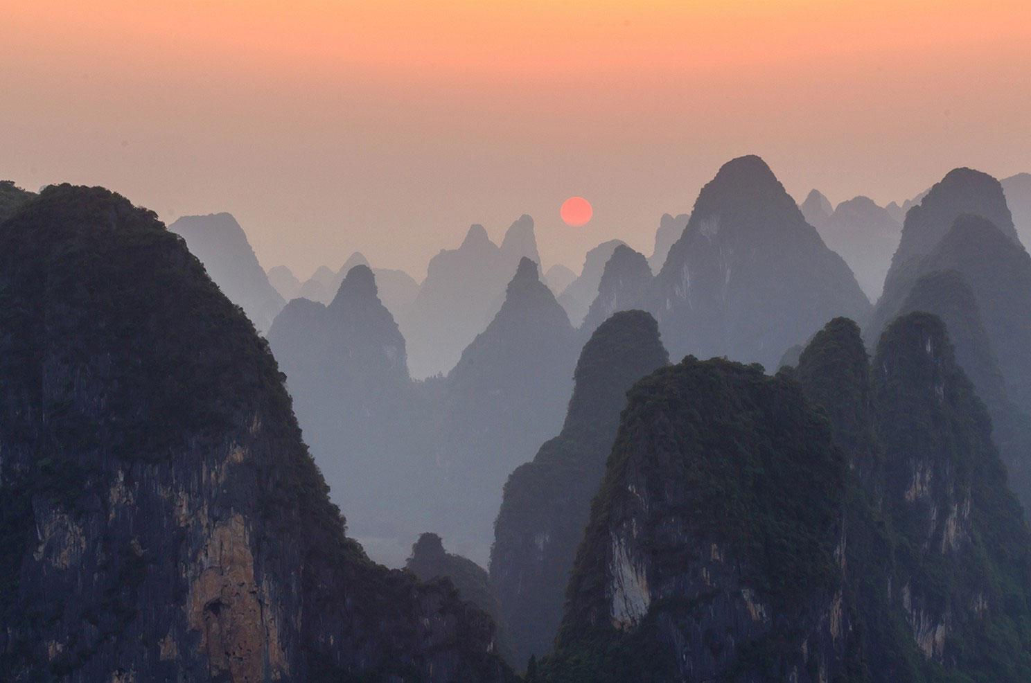 Гора Лао Чжай