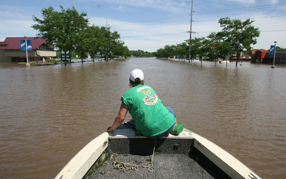 фото наводнения