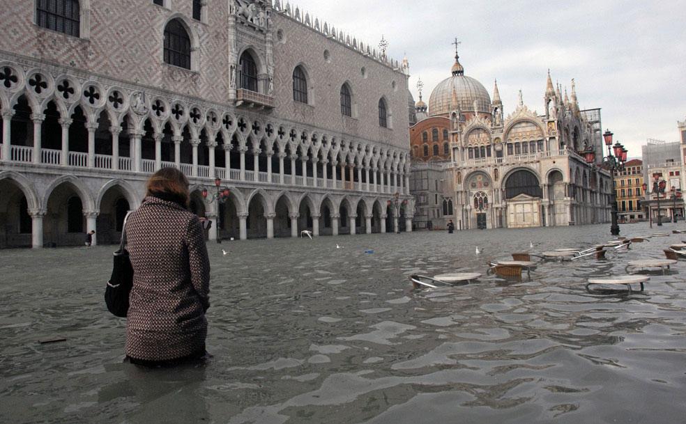 площадь Сан-Марко, Венеция, фото