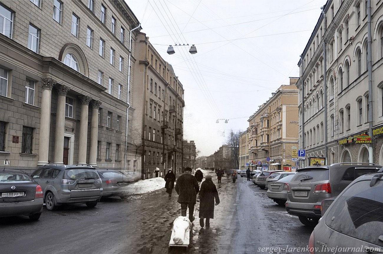 Ленинград 1942 года
