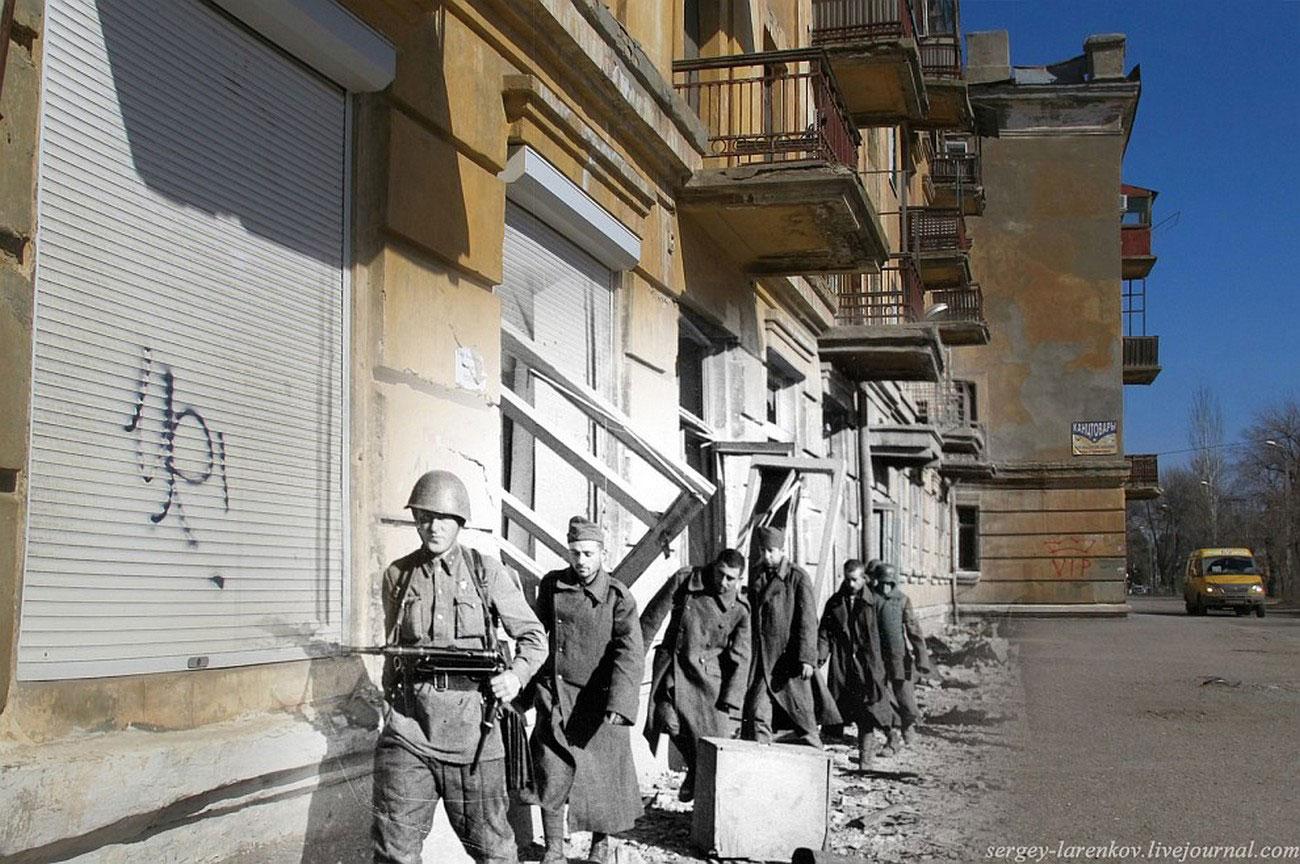 Сталинград 1943 года