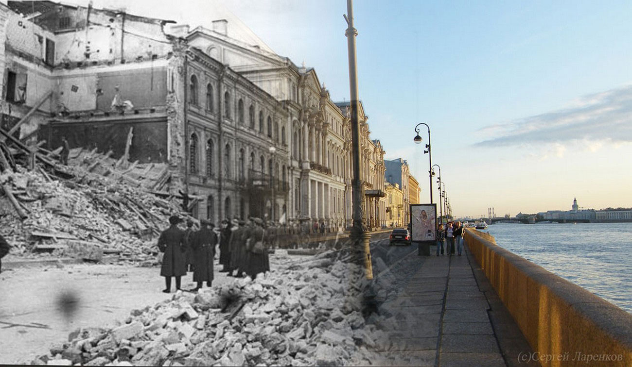 рухнувшее здание