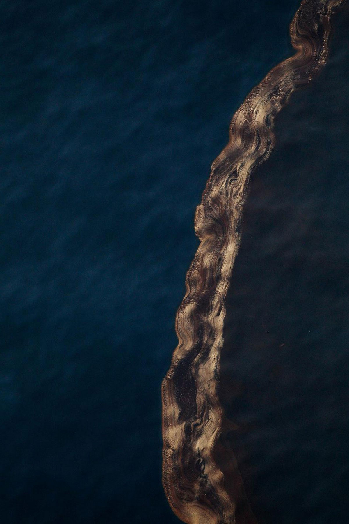 работы по остановке утечки нефти на глубине