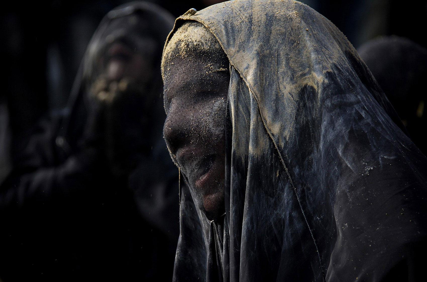 девушка Ирана, фото