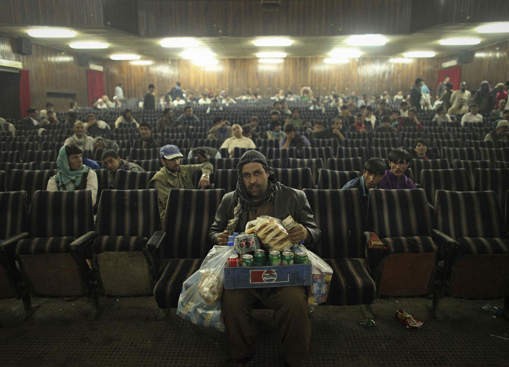 кинотеатр Афганистана, фото