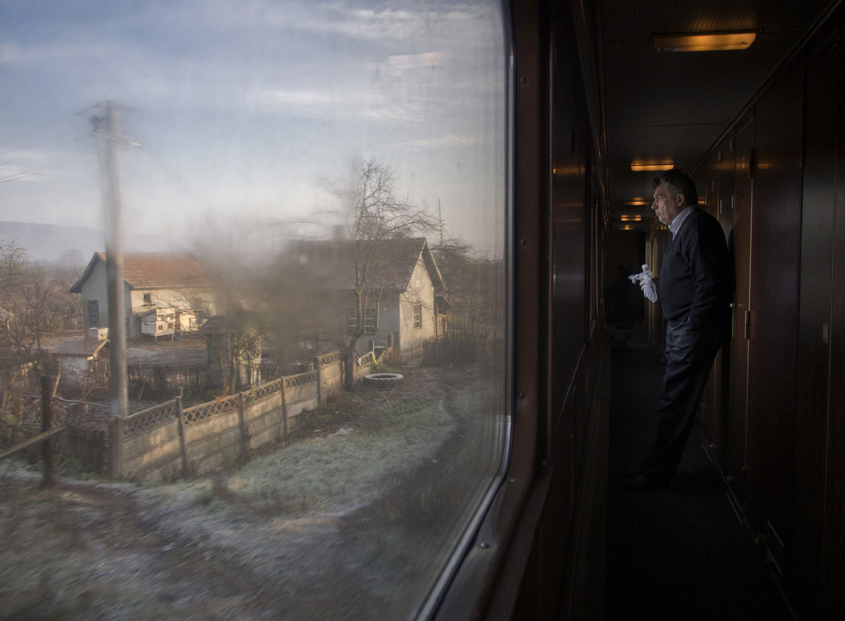 Поезд из Бухареста