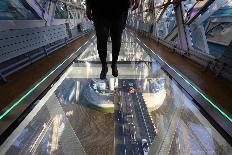 стеклянный Тауэрский мост