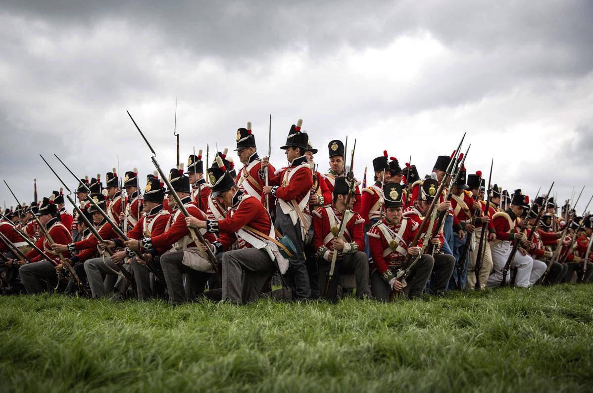 Битва при Ватерло́о