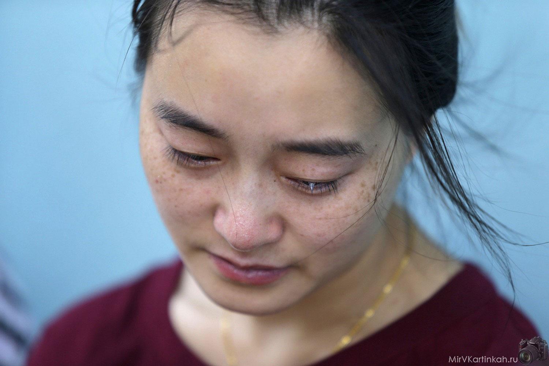 плач женщины