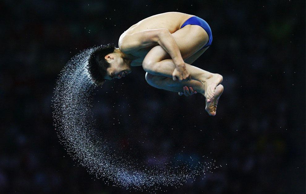 прыжки в воду фото