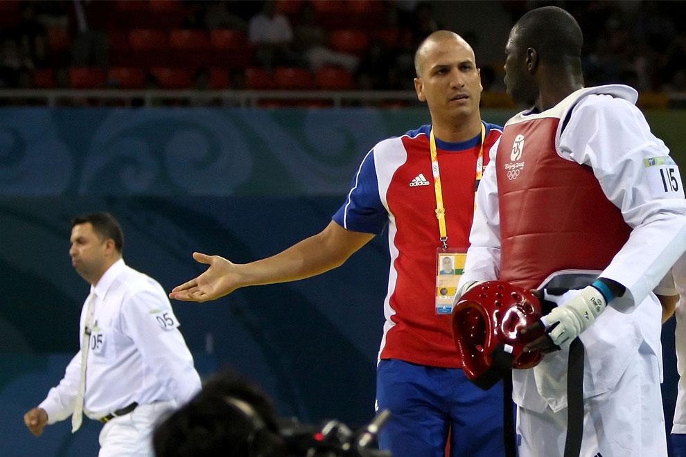 Таеквондо на олимпиаде фото