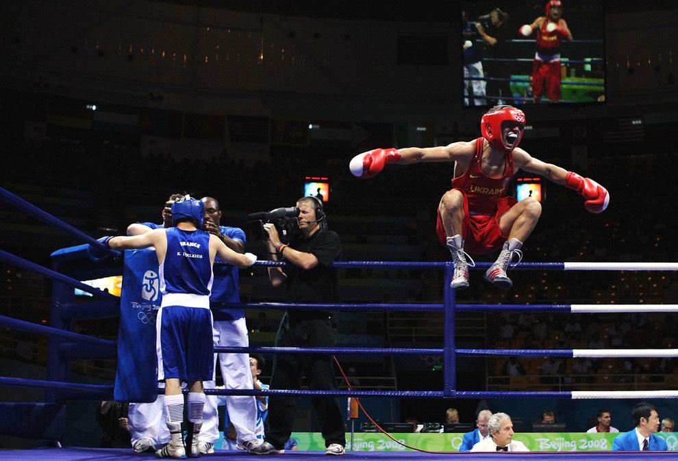 бокс, мужчины в легком весе фото