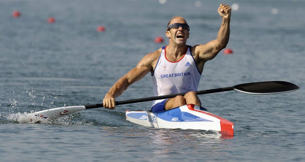 олимпийская регата по гребле на байдарке