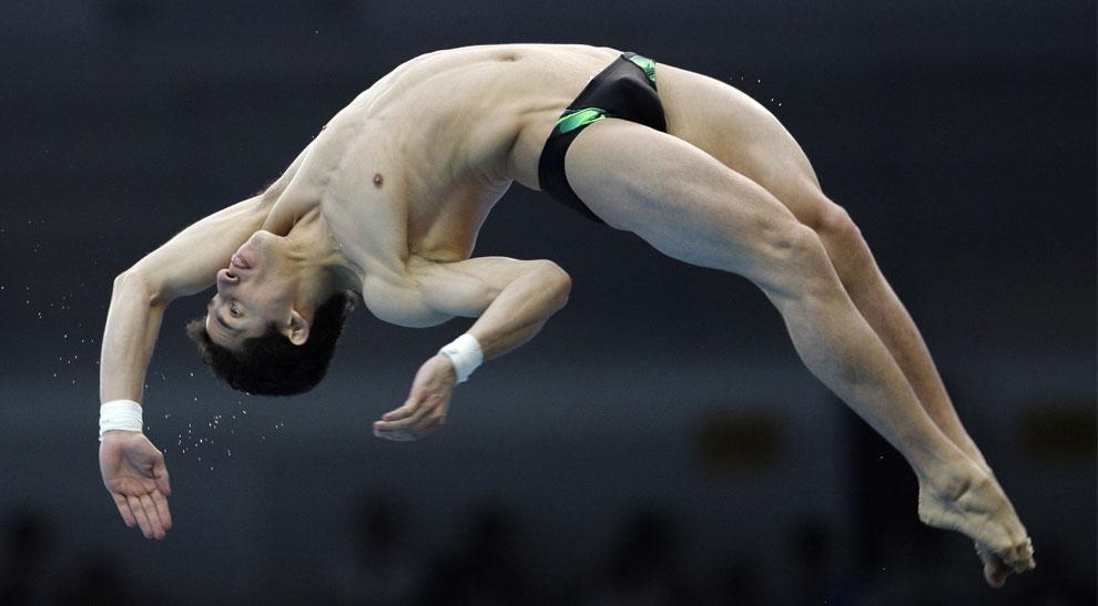 полуфинал олимпиады в Пекине