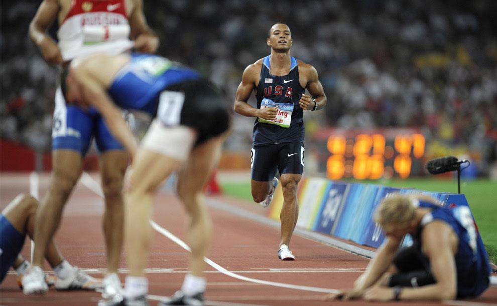 десятиборец на олимпиаде, фото