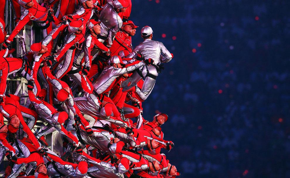 акробаты на олимпиаде 2008