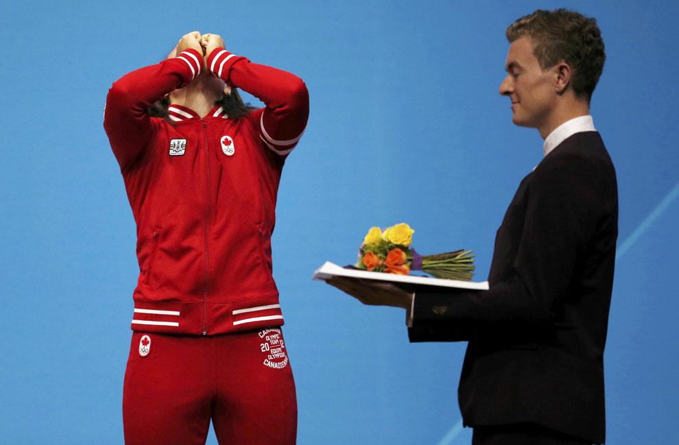 тяжелая атлетика на олимпиаде в лондоне, фото