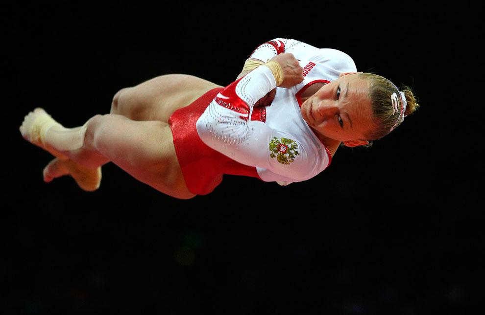 спортивная гимнастика в лондоне