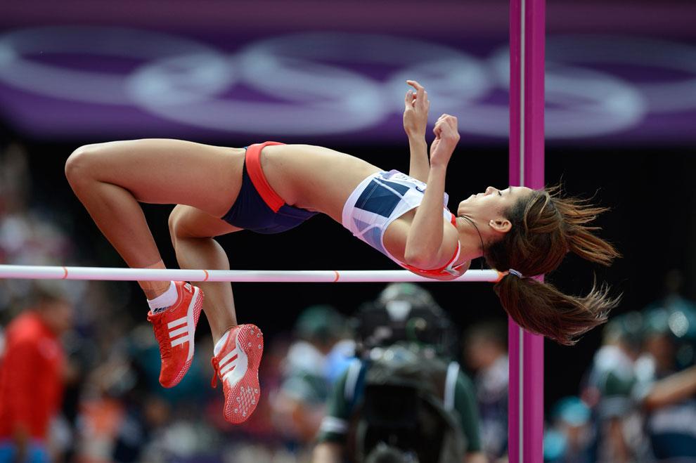 прыжки в высоту на олимпиаде 2012 в Англии