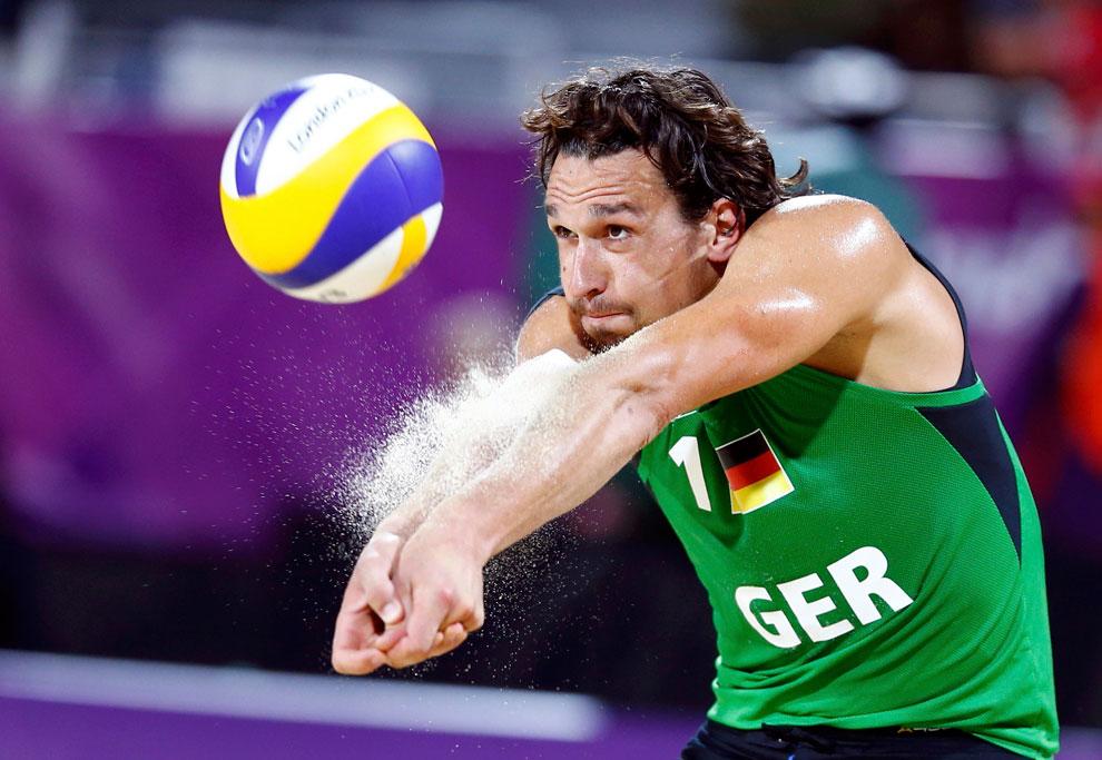 волейбол на пляже на олимпиаде 2012 в Англии