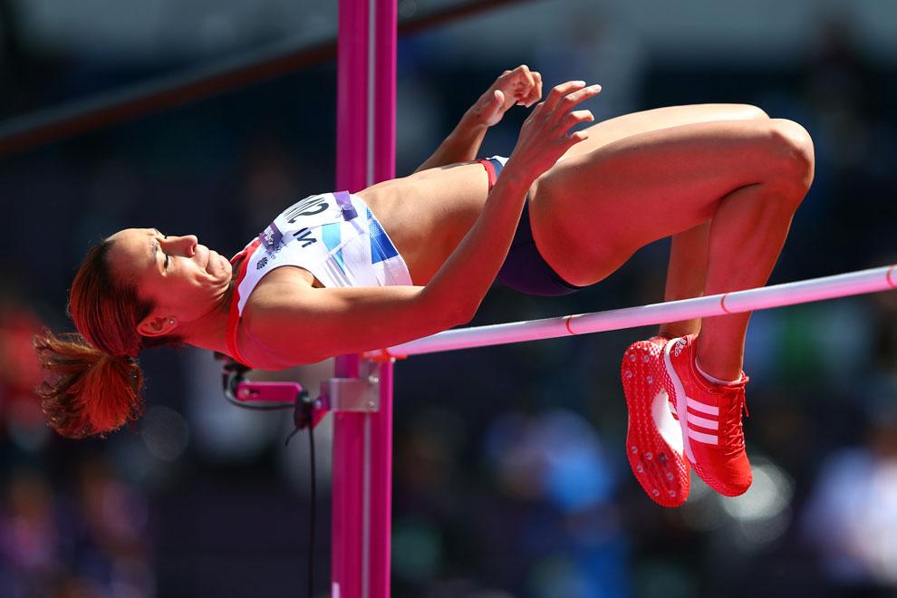 прыжок в высоту на олимпиаде в Лондоне, фото
