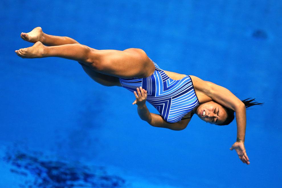 прыжок с трамплина на олимпиаде в Лондоне, фото