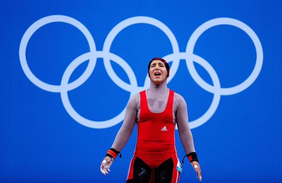 Тунис, тяжелая атлетика на олимпиаде 2012