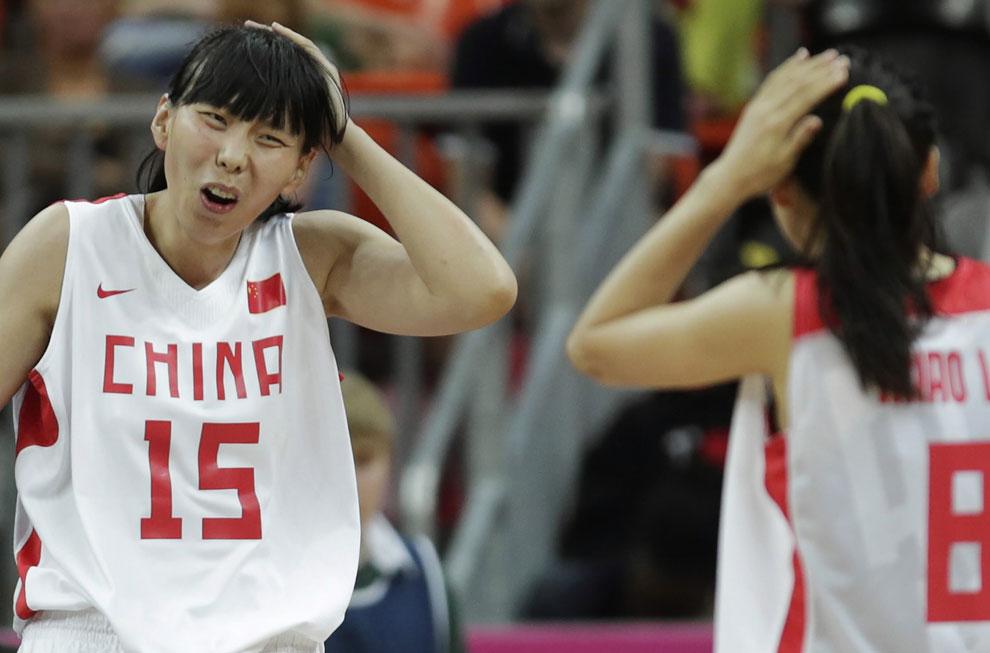 столкновения Китая и Анголы на олимпийских играх